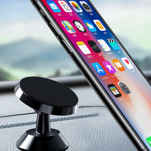 Car Phone Holder Magnetic Dashboard Stand Air Vent Grip Bracket for iPhone X 8 xiaomi Huawei Gravity