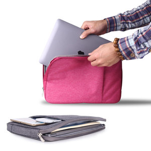 Image 3 - Reizen Kabel Organizer Bag Storage Case voor Mobiele Telefoon Laptop Tablet iPhone iPad Pro Macbook Air 11 12 13 15 inch Management