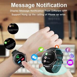 """Image 4 - KOSPET Sonde Smart Uhr 1.3 """"Full Touch Screen IP68 Wasserdicht Schwimmen Sport Smartwatch Herz Rate Blut Sauerstoff Monitor Uhr"""