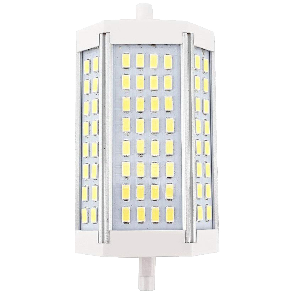 180 mm <font><b>R7S</b></font> <font><b>LED</b></font> Diode Spotlight Bulb 220V <font><b>30W</b></font> Ampoule <font><b>LED</b></font> <font><b>R7S</b></font> Floodlight SMD 5730 High Lumen No Flicker image
