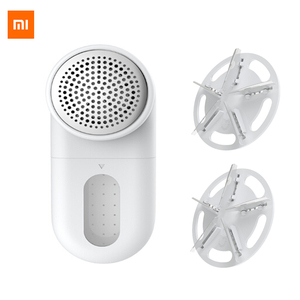 Image 1 - XiaoMi Mijia Electric Lint Remover Clothes Sweater Shaver Trimmer Portable USB Sweater Pilling Shaving Sucking Ball Machine