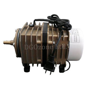 70L/Min Air compressor for aquarium ozonator air pump oil-free aquacuture Oxygen Pump High Power AC Electromag KH-005  DGOzone