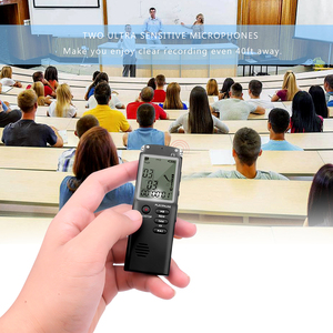 Image 5 - Professional 8GB Voice Recorder Pen USB MP3 Player Mult function Dictaphone Digital Audio Interview Recorder With VAR/VOR