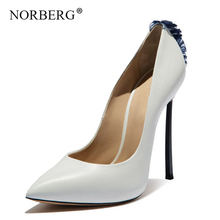 NORBERGSize 32-43 women's high heel ladies high heel single shoes shoes wedding shoes ladies party ladies shoes wenzhan latest shoes matching bags lemon green flannelette material for wedding high heel shoes with appliques bag hot a711 28