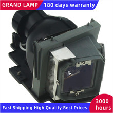 Replacement Projector bare lamp with housing 331 2839/725 10284 for DELL 4220 4230 4320 with 180 days warranty