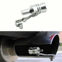 Exhaust-Pipe Muffler Auto-Accessories Sound-Whistle Car-Turbo Audi A3 for A4 A5 A6 A7