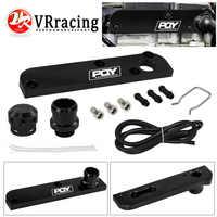 VR - Billet PCV Delete Plate Kit Revamp Adapter for Volkswagen(VW)/Audi/SEAT/Skoda EA113 Engines with PQY logo VR-TSB01