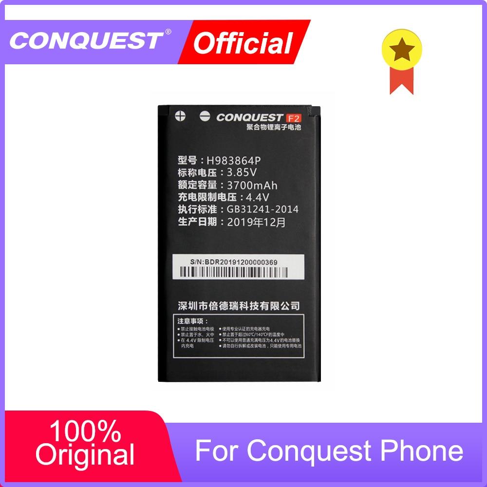 CONQUEST оригинальный прочный аккумулятор для смартфона Conquest S6/S8/S11/S12Pro/F2 Сменные литий-ионные батареи внутренние для телефона