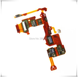 Repair Parts For Sony A6300 ILCE-6300 Flash Flex Cable Assy Mounted C.board ST-1035 A-2078-264-A