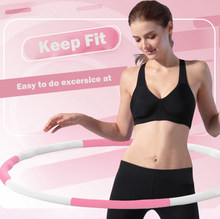 Gymnastic Soft Fitness Hula Ring for adults children Exercise hoola hoop fitness exercise equipment weight loss hoops workout