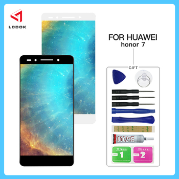 100% Tested LCD For Huawei Honor 7X BND-L21 BND-L22 BND-L24 Mate SE LCD Display Touch Screen Digitizer Assembly Panel Parts фото