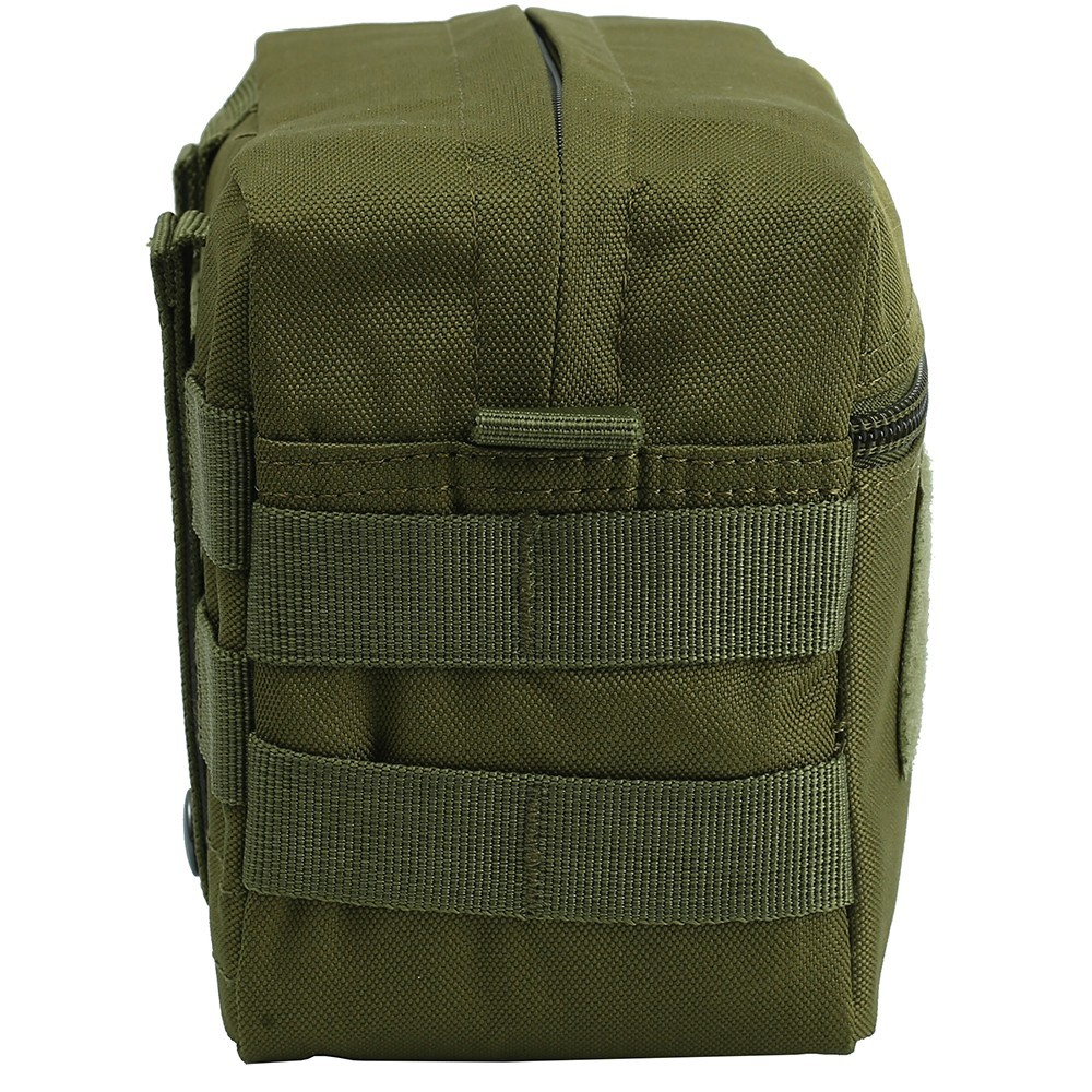 green molle pouch