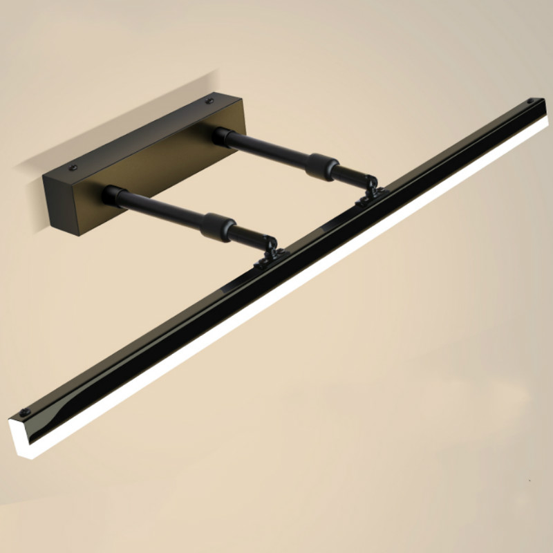LED Wall light Bathroom Mirror Lamp warm white /white washroom wall Lamp fixtures acrylic 9W 40CM makeup mirror light WJ10
