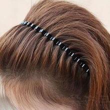 1 шт обруч для волос с волнистыми волосами унисекс