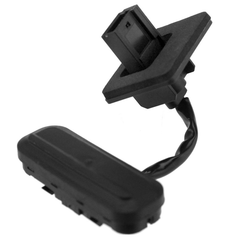 Tailgate Boot Opening Trunk Switch black