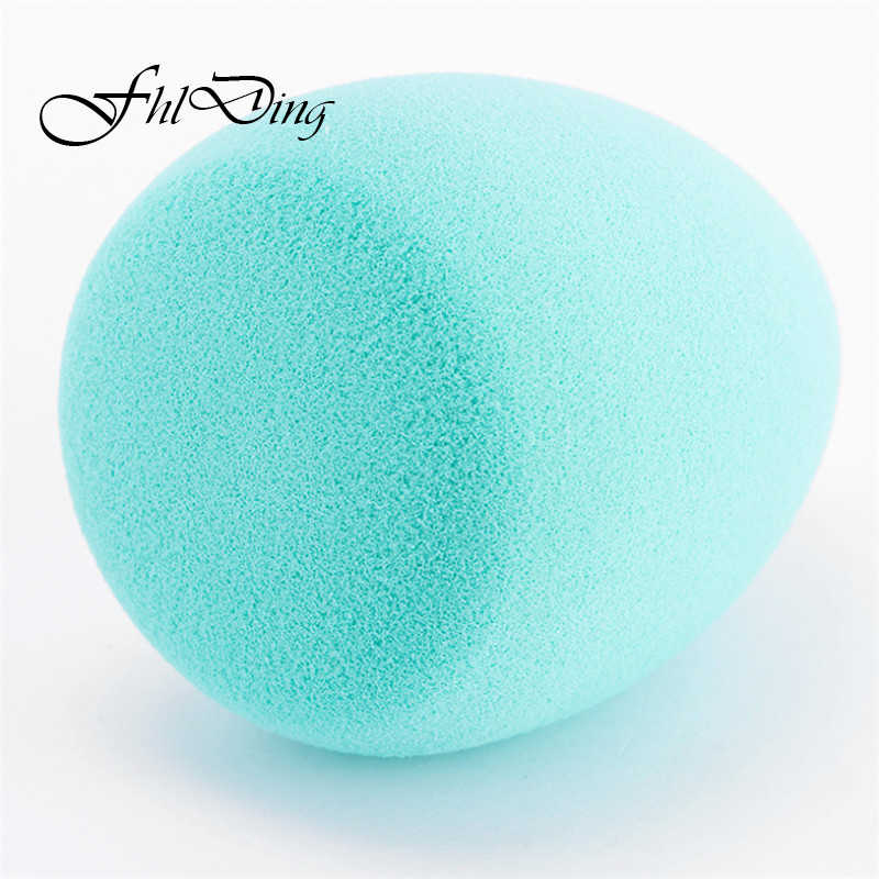 1pcs Soft Cosmetic Puff Powder Puff Smooth Makeup Foundation Sponge Beauty to Make Up Tools Accessories Water-drop Shape