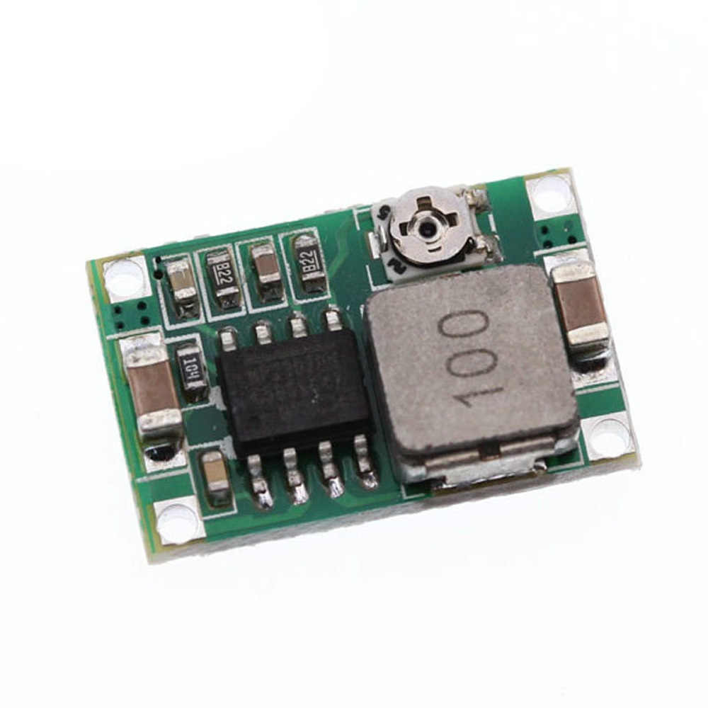 Mini360 DC-DC HM Buck convertisseur abaisseur Module d'alimentation 4.75-23V à 1-17V 340KHz Mini-360 Ultra-petit + 17x11x3.8mm