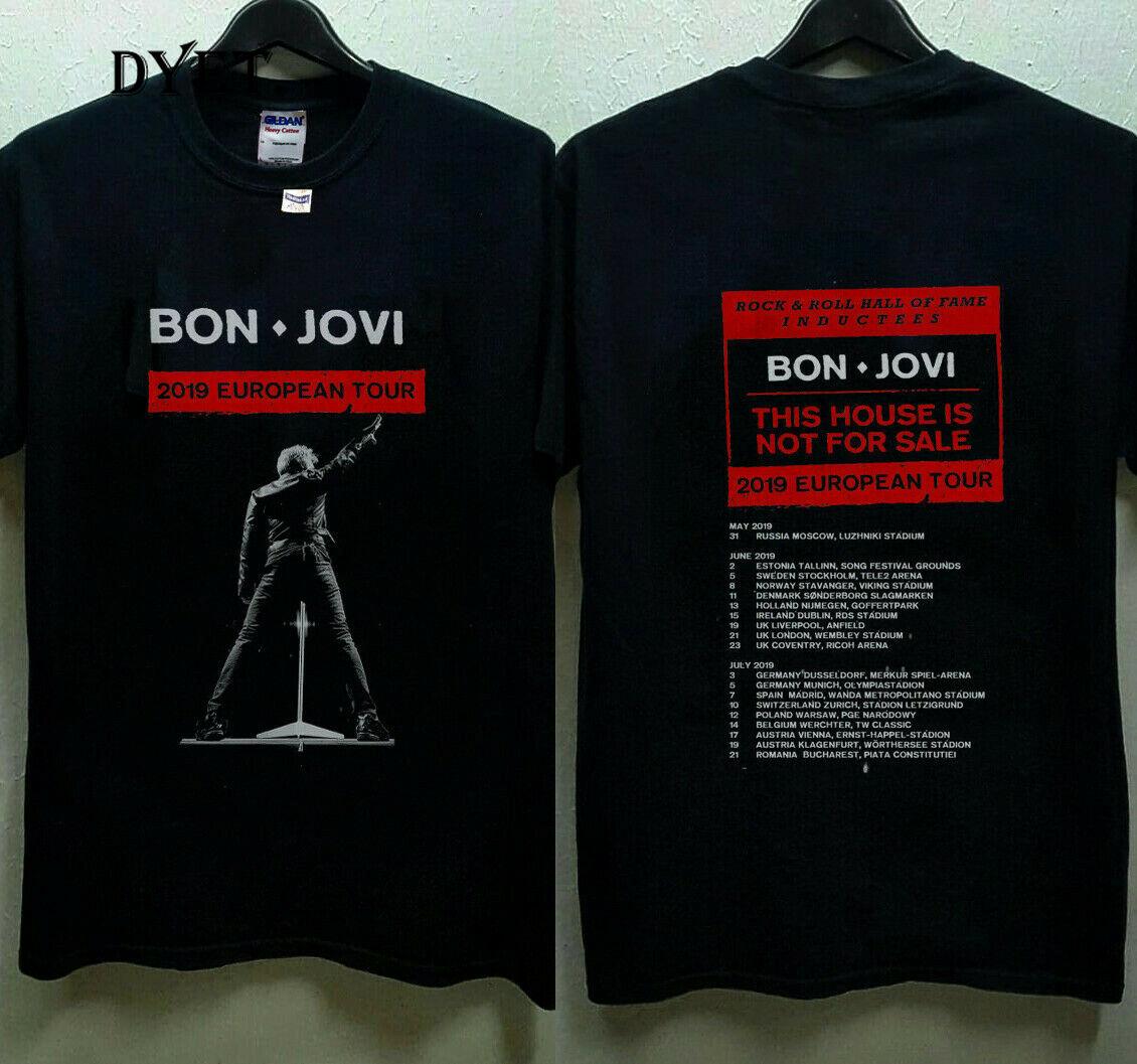 Bon Jovi Tour Norway
