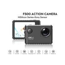 EastVita Спортивная камера F500 4K wifi экшн Спортивная камера Ultra HD Водонепроницаемая подводная видеокамера HDMI с ЖК-дисплеем r60