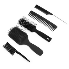 Hair Styling Comb Professional Hair Comb Set Air Cushion Massage Comb Texture Comb Barber Shop Styling Tool Hair Comb Set