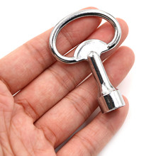 Key Multifunction Electric Cabinet keys Universal Key One Piece New Metro Trains Key Lock Elevator Door(China)