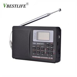 VBESTLIFE mini Portable Radio