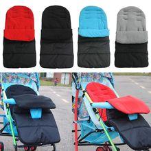 Multi-function Baby Stroller Sleeping Bag Children Kids Trolley Thickened Swaddle Windproof Waterproof Warm Foot Cover