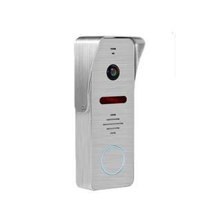Image 3 - 【Wide Angle 960P】Dragonsview  7''  Wifi Video Intercom Doorbell with Camera IP Video Door Phone SD Card Mobile Unlock