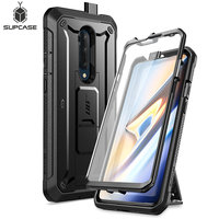 For One Plus 7T Pro Case SUPCASE UB Pro Heavy Duty Full-Body Holster Cover with Built-in Screen Protector For OnePlus 7T Pro