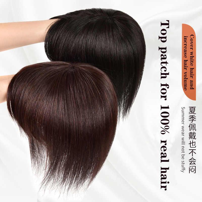 Von auf haare braun schwarz Haare von
