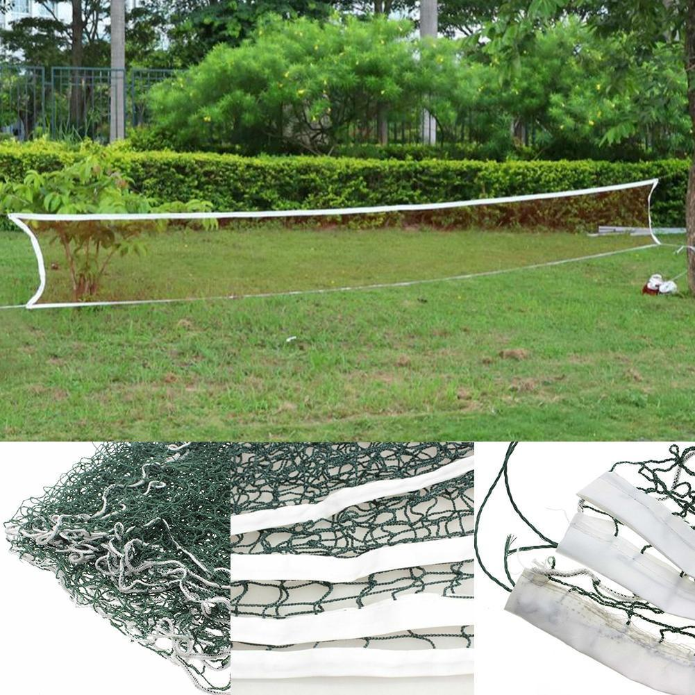 6.1mX0.75m Professional Sport Training Standard Volleyball Tennis Net Badminton P0V2