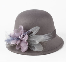 2019 Spring Autumn vintage flower Turban Cap Solid Color Beanie Hats For Women  mothers gift Winter Keep warm Beanies Caps BG4
