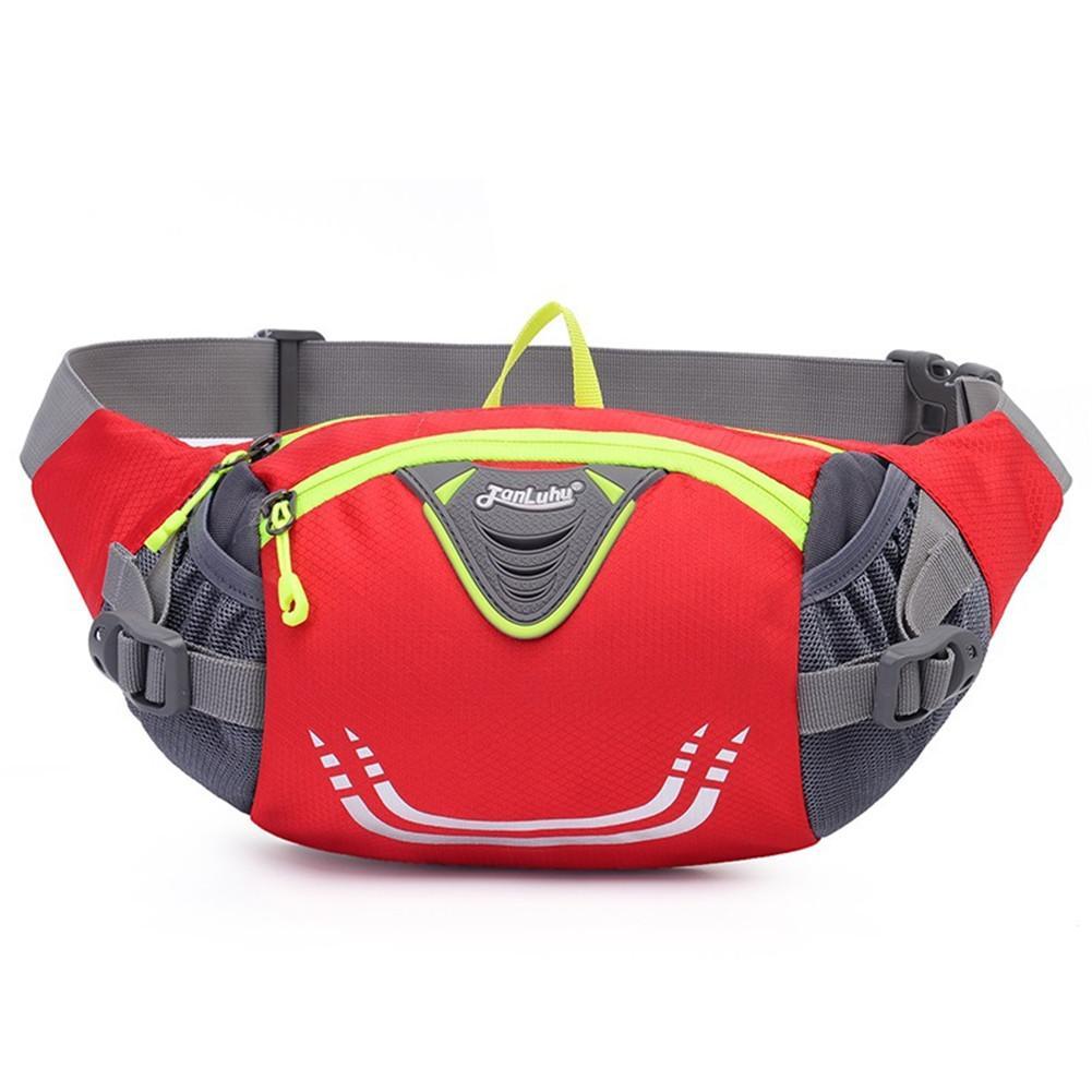 Scout Tiger Running Sports Waist Bag Man Woman Travel Running Waist Bag Running Fanny Pack Outdoor Sports Waterproof Bag