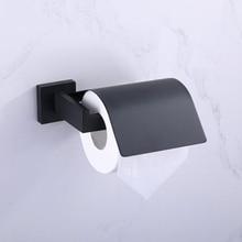 Rack Towel-Ring Toilet-Paper-Holder Bathroom-Accessories Wall-Mounted Waterproof 304-Stainless-Steel