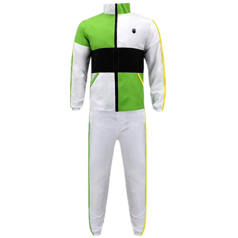 Fashion Brand Men Clothing Set Sportswear 2020 Autumn Hoodies Sweatshirts Sporting Sets Men's Tracksuits Mens Jacket+Pants