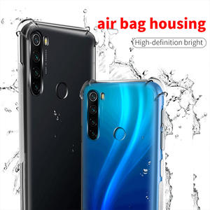 Phone-Cover Xiaomi Redmi Max3 Cc9-Case A3-Lite Note 8 for Mi-9/9t/Se/.. Airbag Play K20-7a