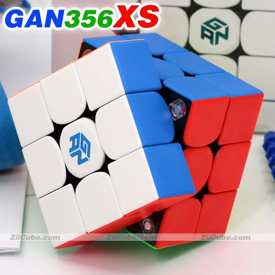 Cube magique puzzle GANCUBE GAN356 GAN 356XS X gan356xs 3X3X3 aimant magnétique professionnel cube GAN356X cube de vitesse - 2