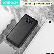 Joyroom 22.5W Power Bank สำหรับ HUAWEI SuperCharge Universal Powerbank 16000mAh Batterie Externe ชาร์จไฟแบบพกพาได้อย่างรวดเร็ว