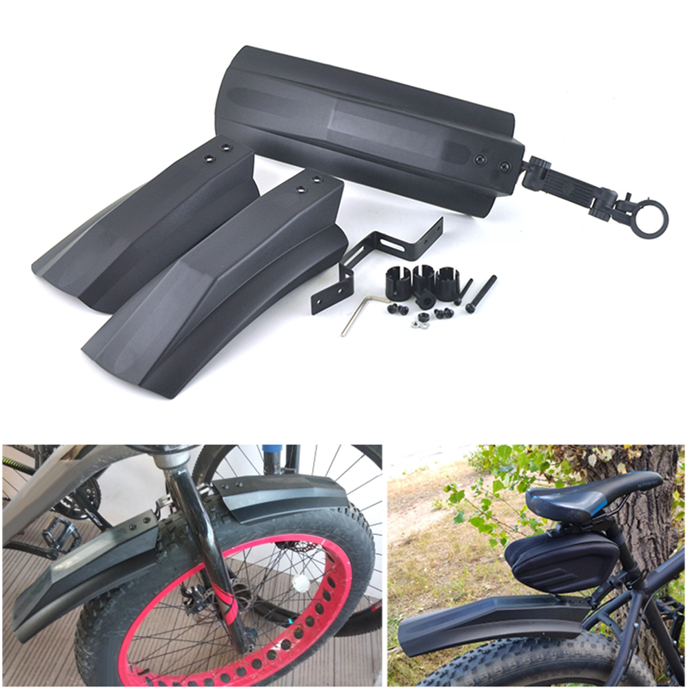 Cycling MTB Mountain Bike Bicycle Front Rear Mud Guard Mudguard Fender US