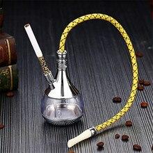 Heathy Filter Hookah Water Pipe Multifunctional Cigarette Tobacco Pipe Holder Smoke Smoking Pipe Accessories Random Color 0 тора пятикнижие