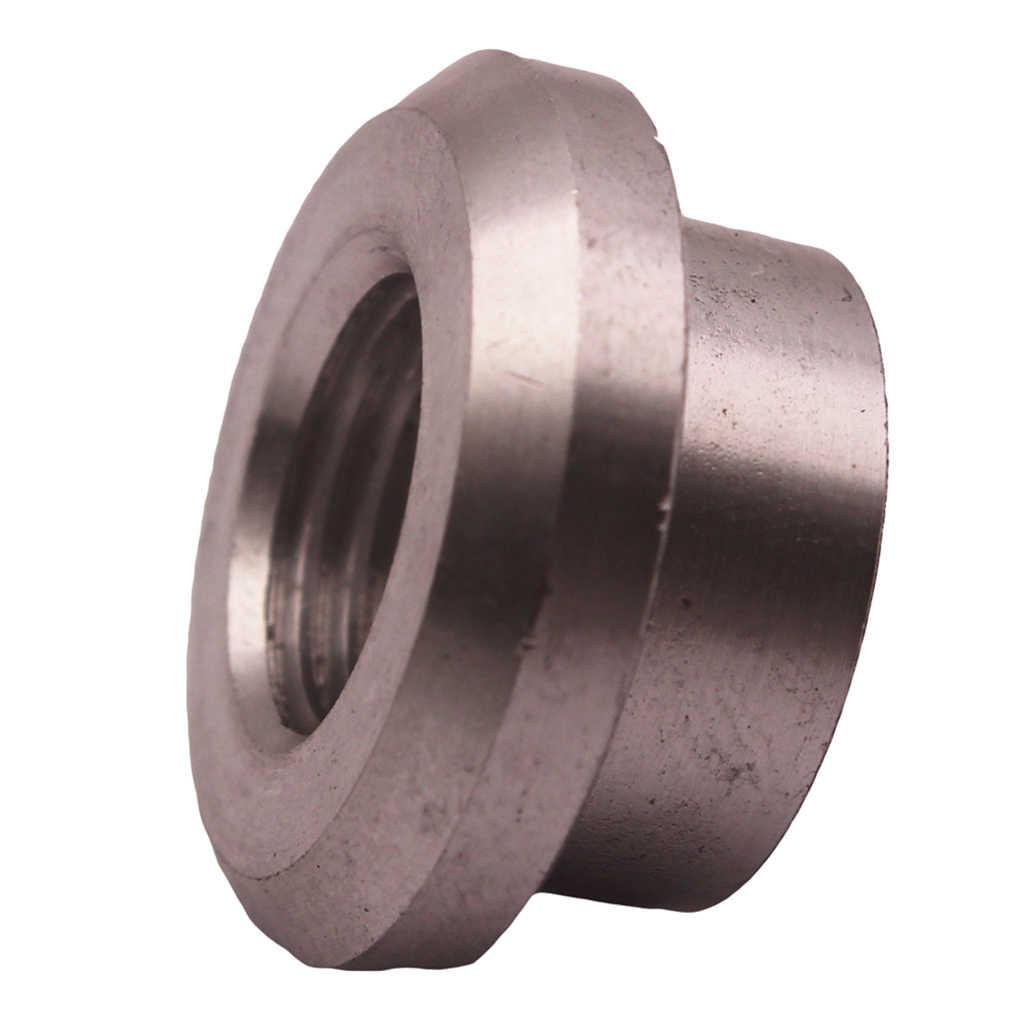 "1PC 1//4/"" NPT Female Aluminum Weld on Bung Fitting Sensor Adapter"
