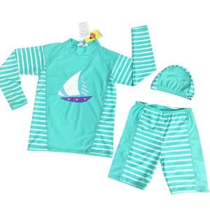 Asian Tassel KID'S Swimwear Wa