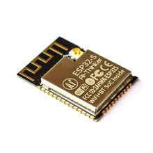 Esp32-s Wi-fi Module Based On Esp32 With Built-in 32mbit Flash Onboard Pcb Antenna And Metal Shield Supports Wi-fi Bluetooth 4.2
