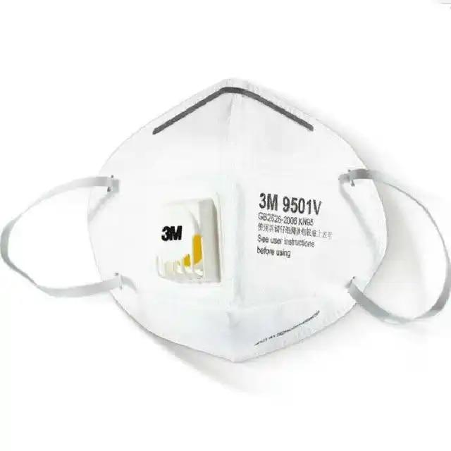 mascherina 3m protezione ffp3