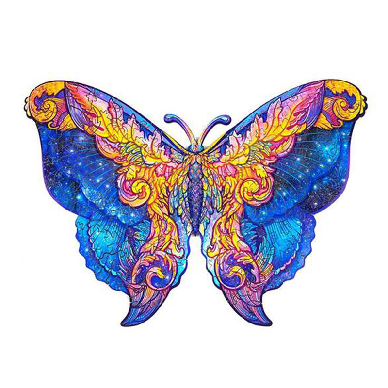 Butterfly A4