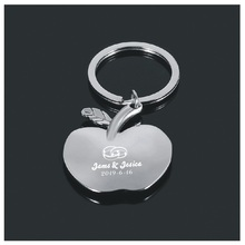 100pcs personalized wedding party gifts for guest keychains with your wish text nice