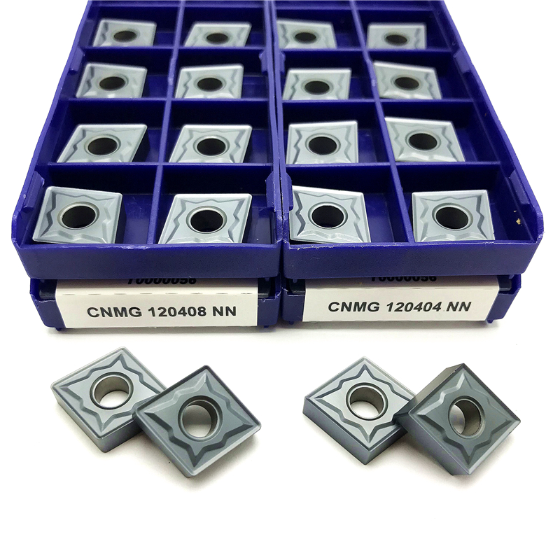 CNMG120404 CNMG120408 NN LT10 High Quality Carbide Inserts CNMG 120404/08 Tungsten Carbide Turning Insert Turning Tool