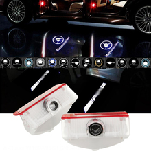 A Class W169 W245 Car Door Welcome Light X240 Projetor Luces LED Para Auto Interior Coche Projector Lights For Mercedes Benz AMG