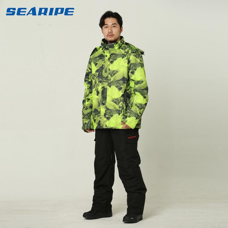 Ski Suit Men