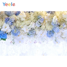 Yeele Wedding Party Ceremony 3D Rose Bokeh Flowers Photography Backdrops Personalized Photographic Backgrounds For Photo Studio